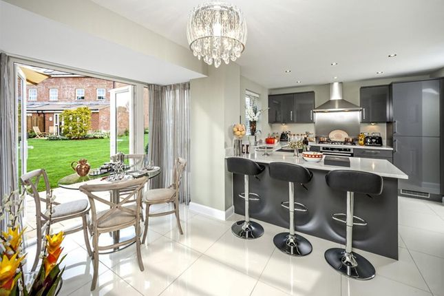 """Thumbnail Detached house for sale in """"Cambridge"""" at Warkton Lane, Barton Seagrave, Kettering"""