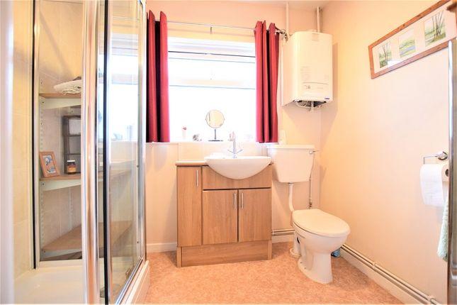Shower Room/Wc of Lon-Y-Nant, Rhiwbina, Cardiff. CF14