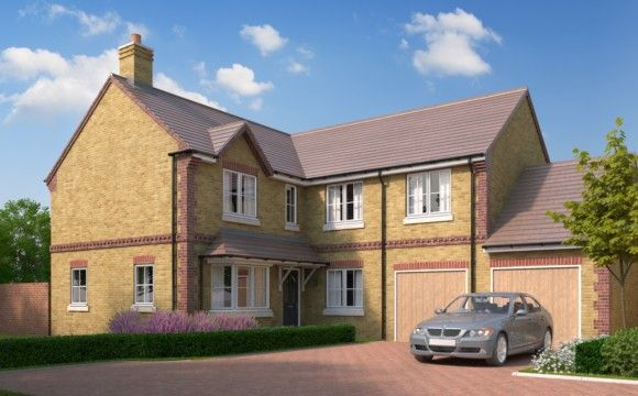 Thumbnail Detached house for sale in New Road, Weston Turville