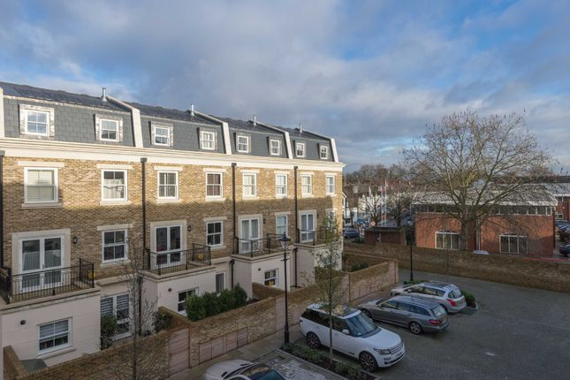 Thumbnail Terraced house for sale in Heathcote Gate, Sulivan Road, Fulham, London
