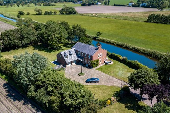 Thumbnail Detached house for sale in Morris Lane, Halsall, Ormskirk