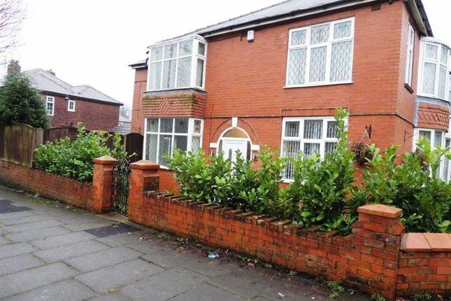 Thumbnail Semi-detached house for sale in Fairfield Avenue, Droylsden, Manchester