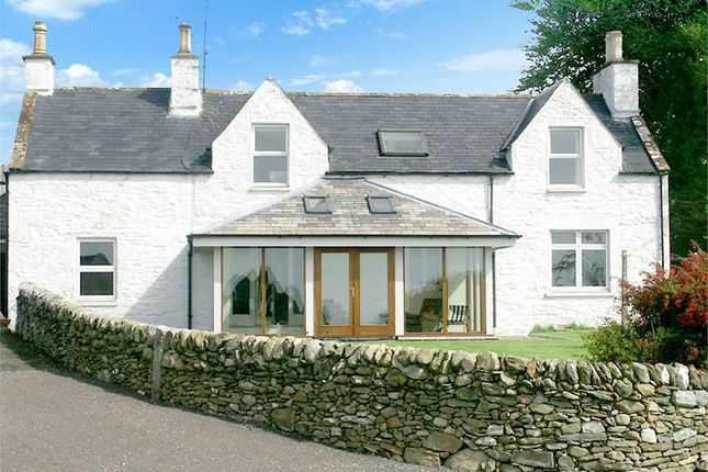Thumbnail Detached house for sale in Gatehouse Of Fleet, Castle Douglas, Dumfries And Galloway