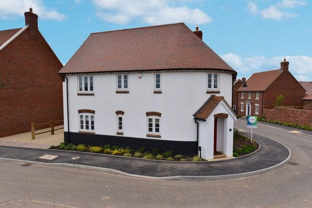 Thumbnail Detached house for sale in Wimble Stock Way, Yeovil