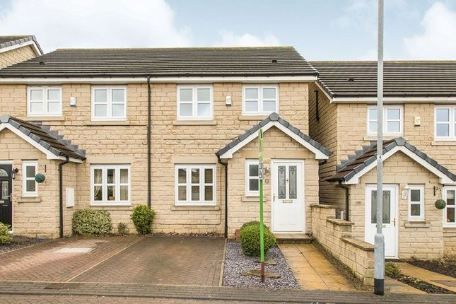 3 bedroom semi-detached house for sale in Kings Croft, Drighlington, Bradford