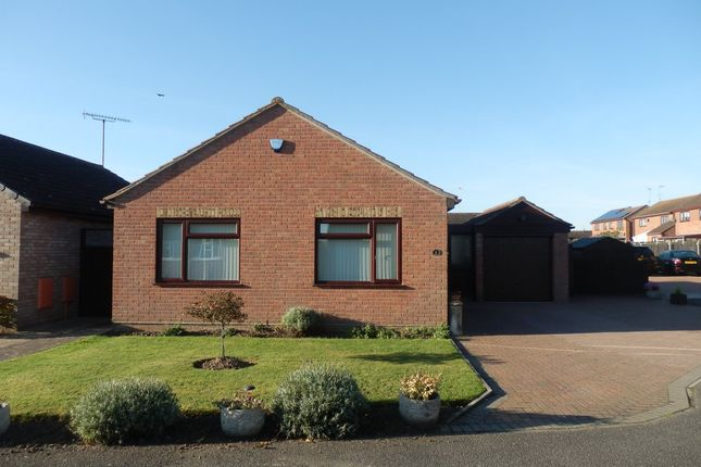 Thumbnail Detached bungalow for sale in Nightingale Close, Dovercourt