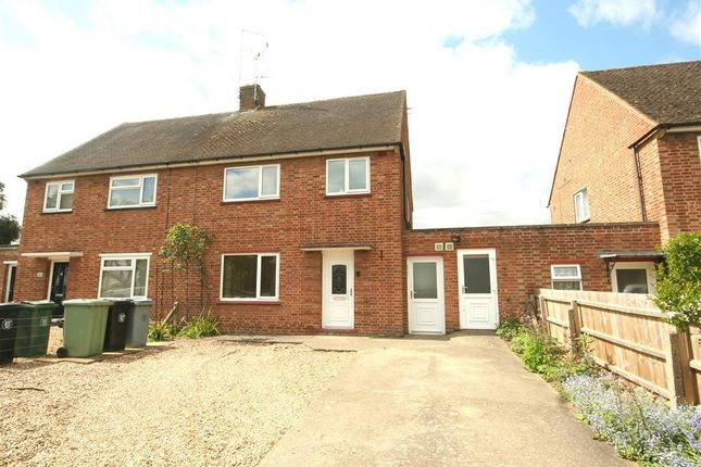 Thumbnail Semi-detached house to rent in Holland Road, Stamford