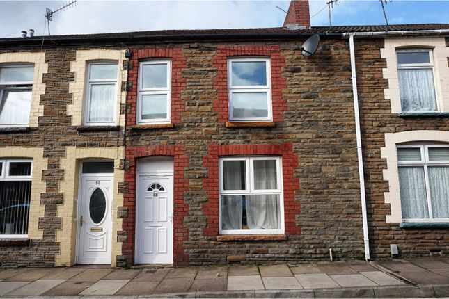 Thumbnail Terraced house for sale in King Street, Pontypridd