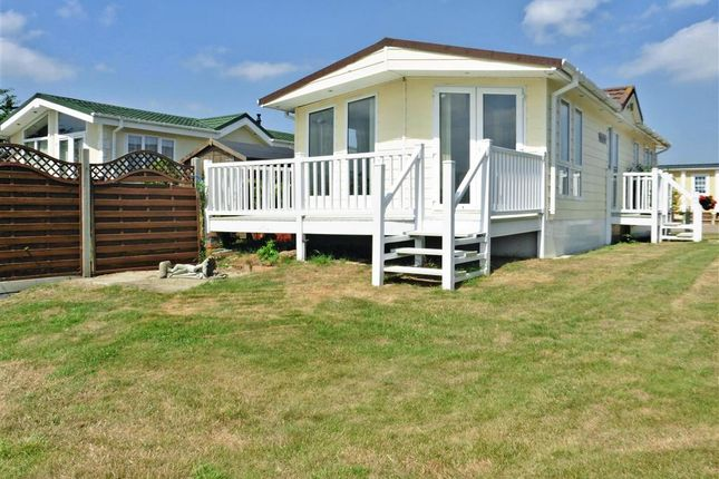 Mobile/park home for sale in The Broadway, Minster On Sea, Sheerness, Kent