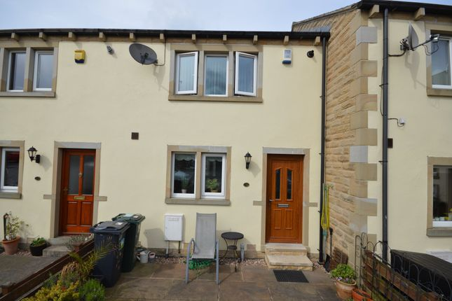Thumbnail Terraced house for sale in Manor Croft, Skelmanthorpe, Huddersfield