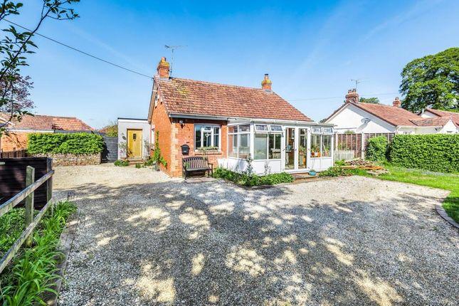Thumbnail Detached bungalow for sale in Greenway, Monkton Heathfield, Taunton, Somerset