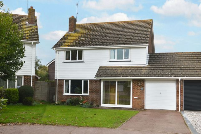 Thumbnail Detached house for sale in Mountbatten Way, Ashford, Kent