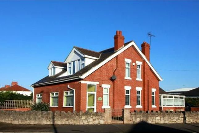 Thumbnail Detached house for sale in Marsh Road, Rhyl, Denbighshire
