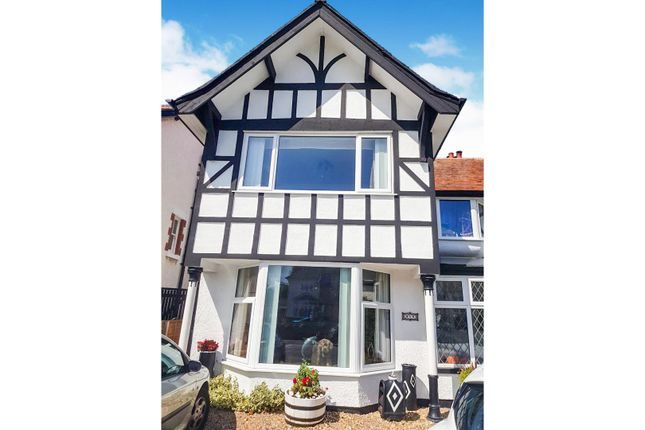Thumbnail Semi-detached house for sale in Whitehall Road, Rhos On Sea