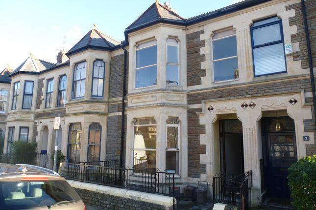 Thumbnail Flat to rent in Dogo Street, Pontcanna, Cardiff