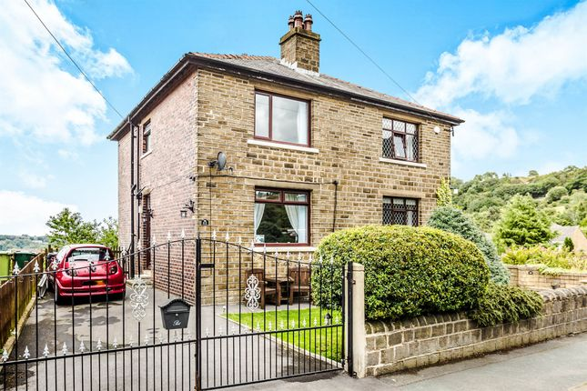 2 bed semi-detached house for sale in Windsor Road, Cowlersley, Huddersfield