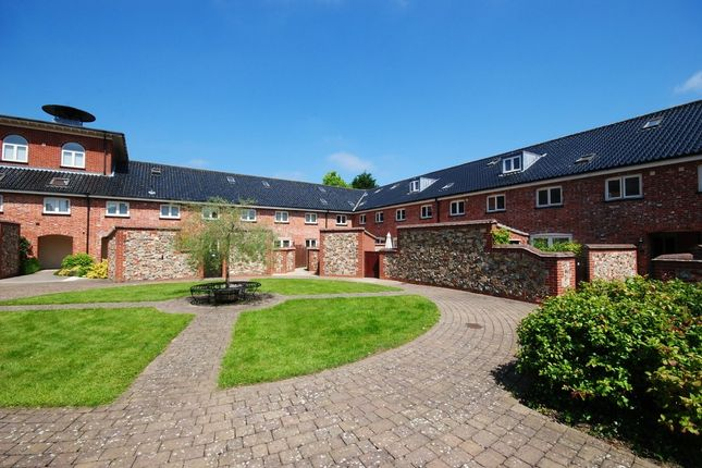 Thumbnail Terraced house for sale in Cherry Tree Court, Diss