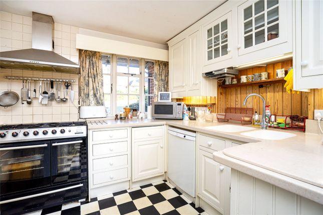 Kitchen of Grange Avenue, London N20
