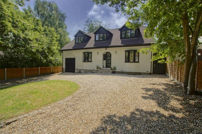 Thumbnail Detached house for sale in Chestnut Walk, Welwyn