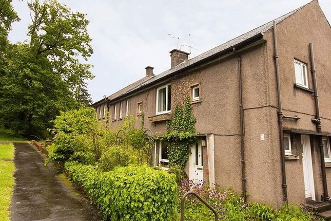 Thumbnail Flat for sale in Woodburn Drive, Alloa