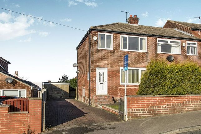 Thumbnail Semi-detached house to rent in Woollin Avenue, Tingley, Wakefield
