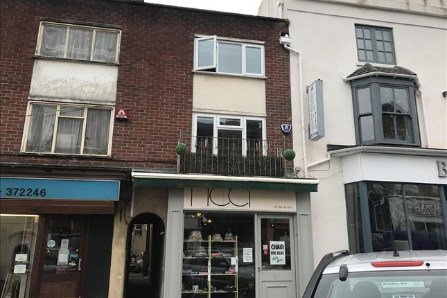Retail premises for sale in St. Giles Row, Lower High Street, Stourbridge