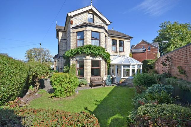 Thumbnail Detached house for sale in Substantial Period House, Caerau Road, Newport