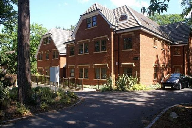 Thumbnail Flat to rent in Flat 1 Upper Chobham Road, Camberley, Surrey