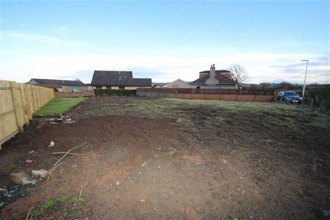 Thumbnail Land for sale in Plots Adjacent To Morar, Church Street, Freuchie, Fife