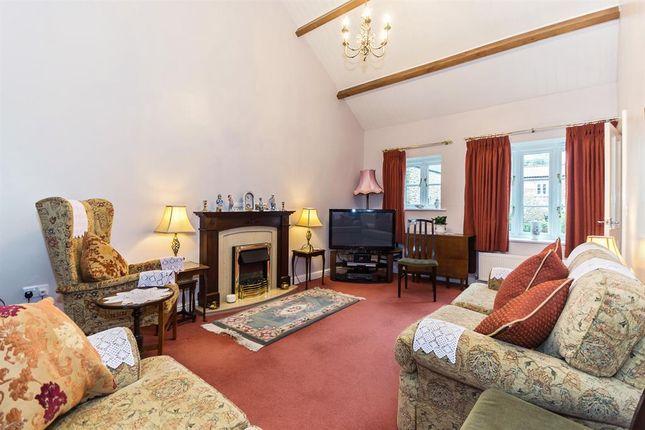 Lounge of Castle Cottages, Sheriff Hutton, York YO60