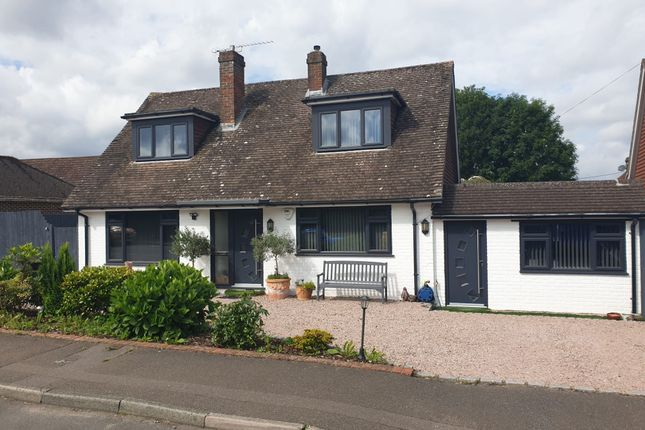 Thumbnail Detached house for sale in Roffeys Close, Copthorne, Crawley