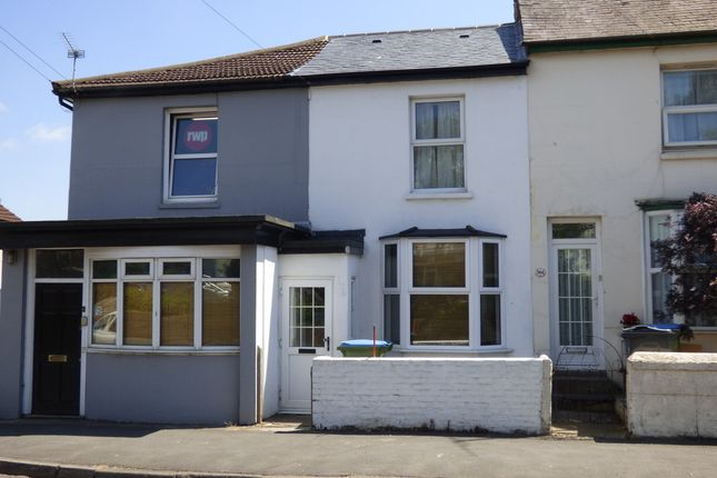 Thumbnail Terraced house to rent in Wick Street, Wick, Littlehampton