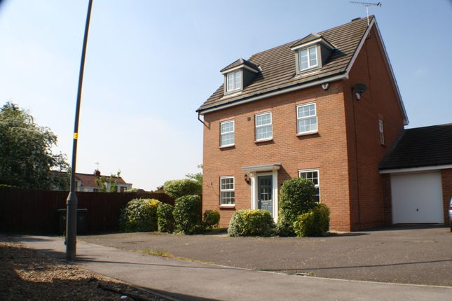 Thumbnail Detached house for sale in Blackthorn Close, Whitley, North Yorkshire