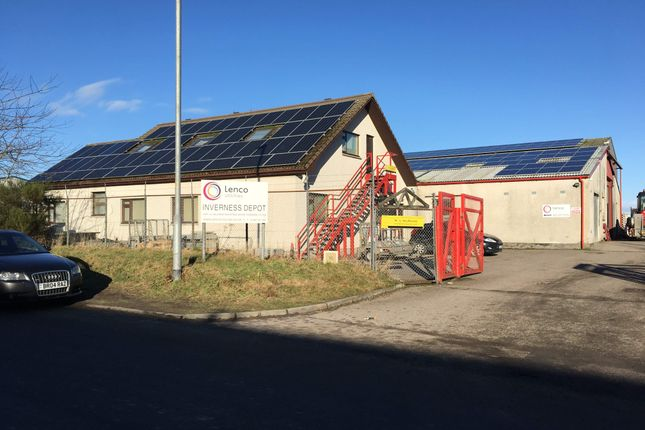 Thumbnail Office to let in Unit 16, Dalcross Industrial Estate, Inverness