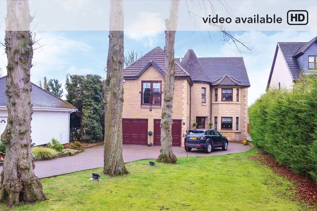 Thumbnail Detached house for sale in Manor Gate, Bothwell, Glasgow