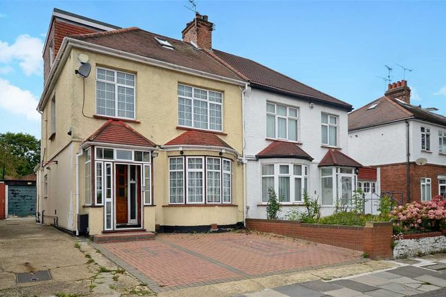 Thumbnail Semi-detached house for sale in Grove Road, London
