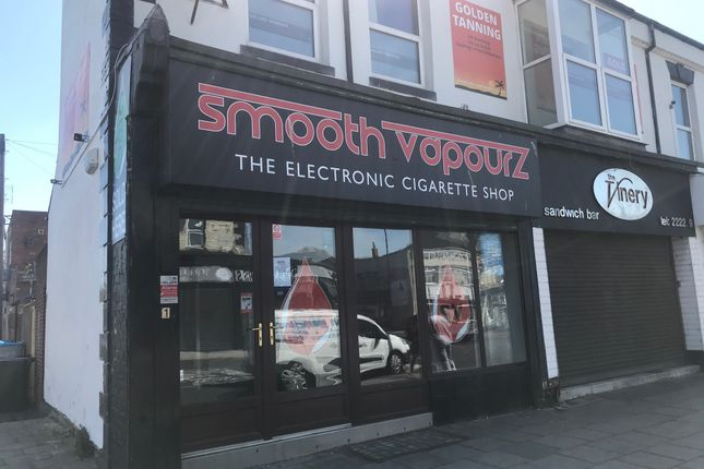 Thumbnail Retail premises to let in 15 Victoria Road, Hartlepool