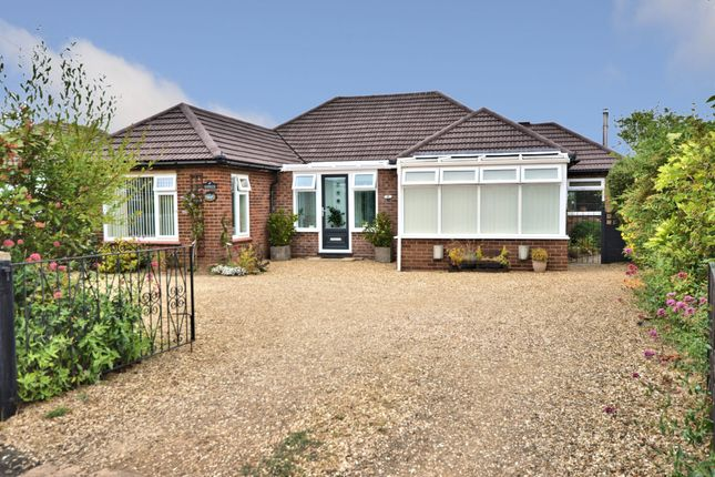 Thumbnail Detached bungalow for sale in Peddars Drive, Hunstanton