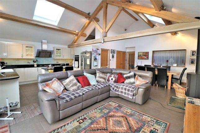Thumbnail Detached bungalow for sale in Bromley Road, Elmstead, Colchester, Essex