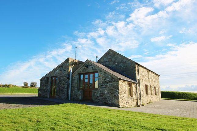 Thumbnail Detached house to rent in Howth Barn, Ballamodha Straight, Ballasalla