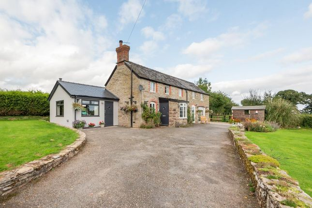 Thumbnail Detached house for sale in Whitney On Wye, Herefordshire