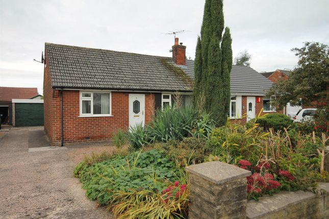 Thumbnail Semi-detached bungalow for sale in Melrose Road, Little Lever, Bolton