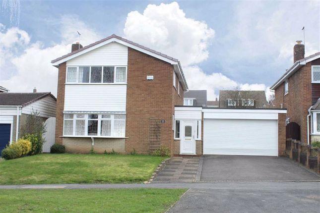Thumbnail Detached house for sale in Oakham Road, Oldbury, West Midlands