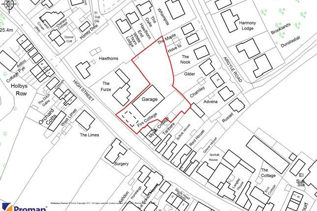 Thumbnail Retail premises to let in Plot 2, Former Forbourn Motors Site, High Street, Thorpe-Le-Soken, Clacton-On-Sea, Essex