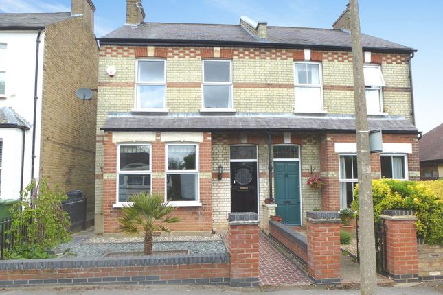 Thumbnail Property for sale in Briscoe Road, Hoddesdon
