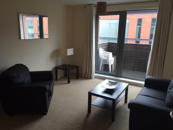 Flat to rent in Granville Street, Birmingham