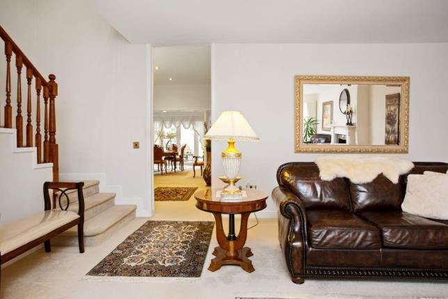 Lounge of Edge Hill, Darras Hall, Ponteland, Northumberland NE20