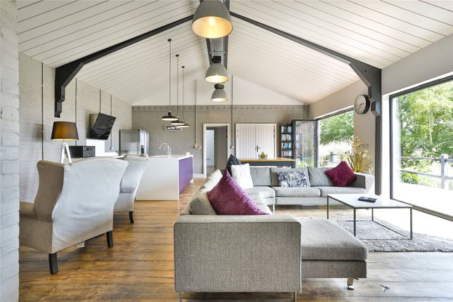 Thumbnail Detached house for sale in Erringham Farm, Mill Hill, Shoreham By Sea, West Sussex