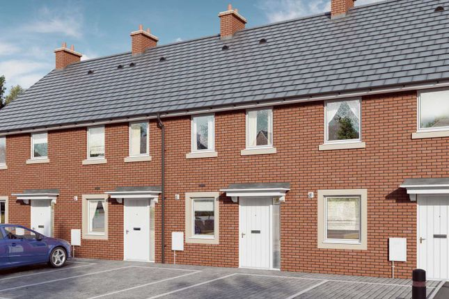 """Thumbnail Terraced house for sale in """"The Willow"""" at Mill Lane, Bitton, Bristol"""