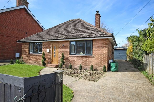 2 bed bungalow for sale in Hobart Road, New Milton